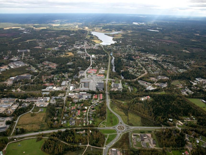 Lähes 90 % Kankaanpäässä toimivista yrityksistä suosittelee kaupunkia yrityksen sijainniksi