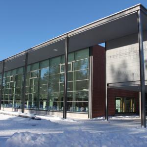 Uudistettu Kankaanpään kaupunginkirjasto avaa ovensa