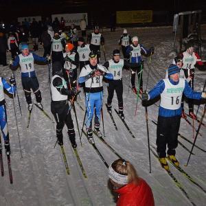 Älyladulla hiihdettiin vuorokauden ympäri 24h-hiihdossa