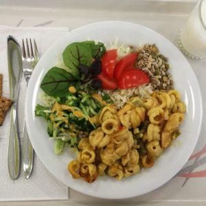 Tulevaisuuden ruoka maistui kouluilla