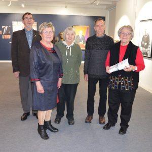 Museo vastaanotti Niinisalo-aineistoa