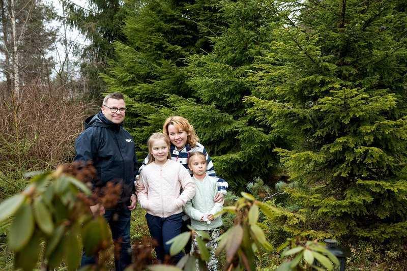Laulava Petrin perhe kotiutui Kankaanpäähän – luonto, logistiikka ja palvelut painoivat vaakakupissa