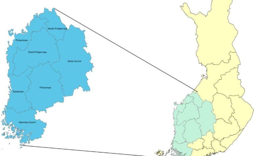 Länsi-Suomen yritysrahoitusstrategia 2019