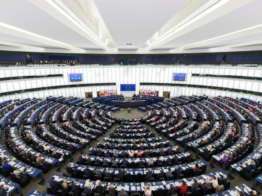 europarlamentti sali