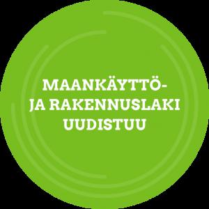 Ympäristöministeriön kysely asiakaskokemuksista kaavoitukseen ja maankäytön suunnitteluun liittyvissä muutoshankkeissa