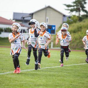 Urheilujuhlan tuntua – pesäpallon Naperoleiri 31.7.-4.8. sekä yleisurheilun nuorten SM-kisat 9.-11.8. Kankaanpäässä