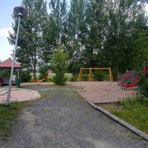 Puistotreffit Iltaruskonpuistossa