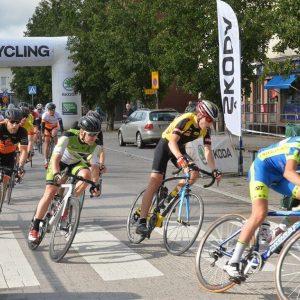 Pyöräilytapahtuma sulkee keskustan katuja 31.8-1.9.