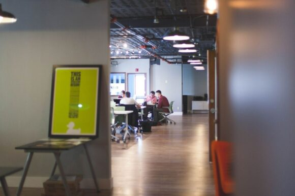 Toimitilarekisteristä tietoa vapaista yritystiloista