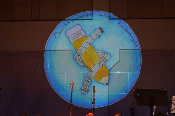 musiikkipainotteisien luokkien logokuva