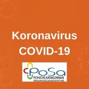 Toimintaohjeet tartuntatilanteessa – www.kankaanpaa.fi/koronaterveys