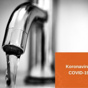 Vesihuolto tiedottaa koronavirustilanteeseen liittyen