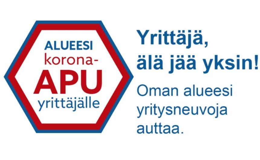 Yrittäjän info koronatilanteessa – www.kankaanpaa.fi/yrittajalle