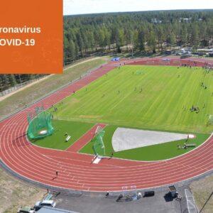 Koronaviruslinjauksiin liittyvät toimenpiteet Kankaanpäässä – lisätietoja tulossa lähiviikkojen aikana