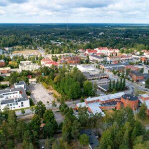 Pieni kaupungistuminen nähtävissä myös Kankaanpäässä – Seutukaupunkiverkoston selvitys sisäisestä muuttoliikkeestä
