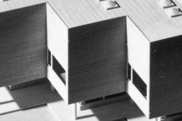 Kankaanpään kaupunginmuseossa avautuva VIIVA-näyttely kertoo modernista arkkitehtuurista ja kaupunkisuunnittelusta Kankaanpäässä