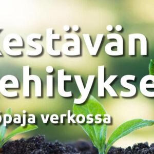 Yrityksille kestävän kehityksen työpaja 9.9. klo 13 – 15