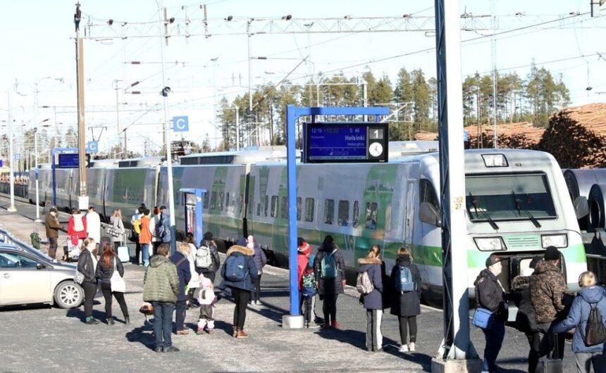 Osallistu Parkanon rautatieaseman käyttäjäkyselyyn