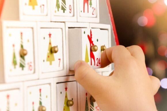 Kaupungin joulukalenterit sosiaalisessa mediassa