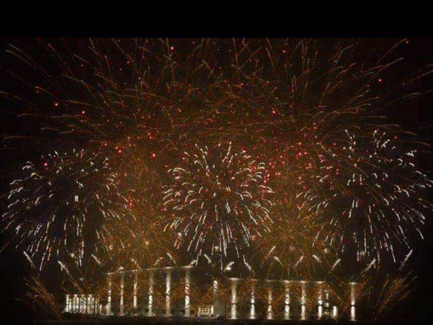 Kankaanpään kaupunki toivottaa hyvää uutta vuotta 2021!