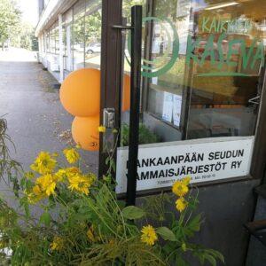 Järjestötalo Kankaanpää nousee KaSeVan työn perintönä palvelemaan koko yhdistyskenttää