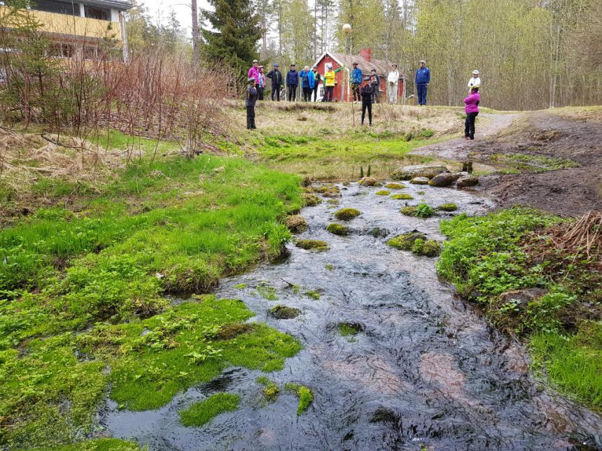 Kiinnostaako Geopark-oppaana toimiminen? Ilmoittaudu koulutukseen 10.9. mennessä